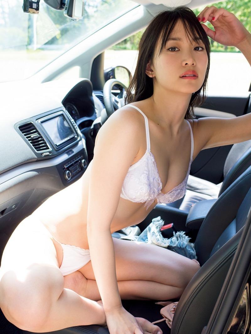 【永尾まりやグラビア画像】元AKB48アイドルが魅せるビキニやランジェリー姿のセクシーショット! 75