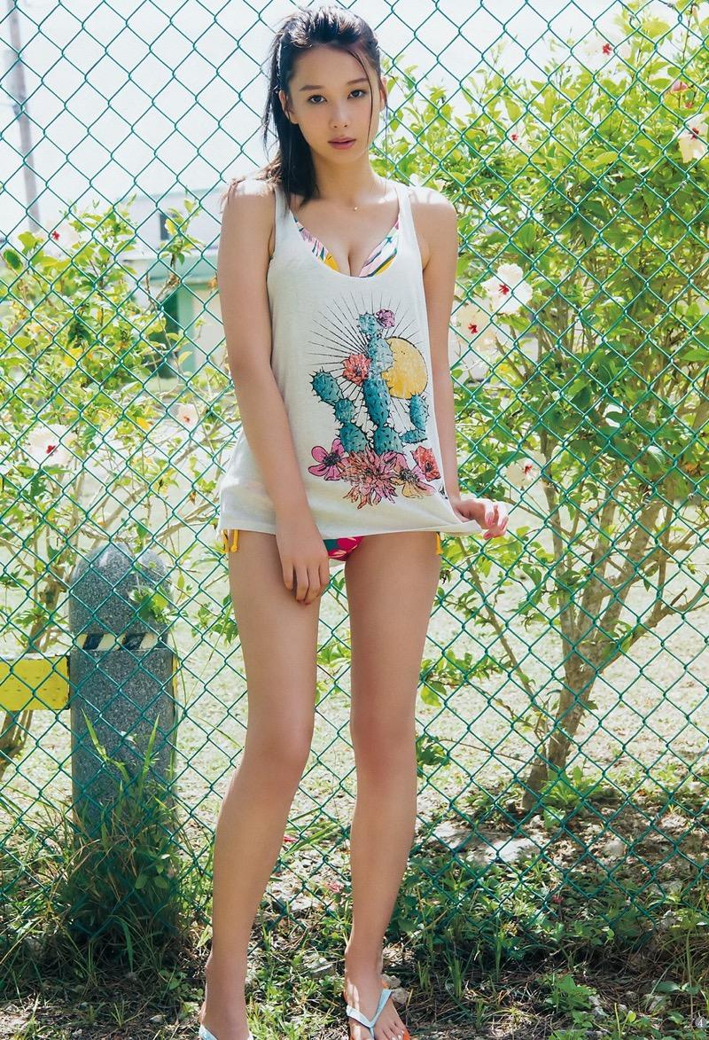 【Nikiエロ画像】アメリカ人ハーフのスタイル抜群なめちゃしこファッションモデル! 37
