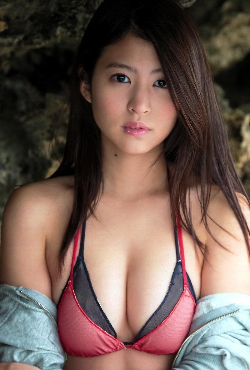 【西崎莉麻エロ画像】スレンダーなクビレボディにEカップ巨乳がエロいグラビアアイドル 47