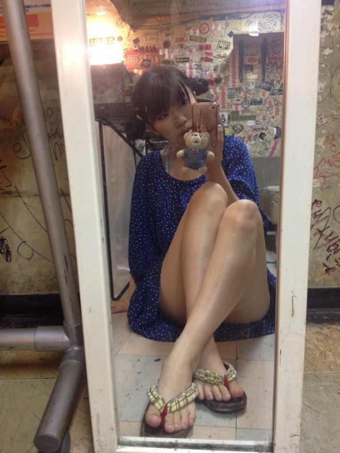 【ぱいぱいでか美エロ画像】インパクトありすぎる芸名で生き残ってきたブサかわ巨乳タレント 30