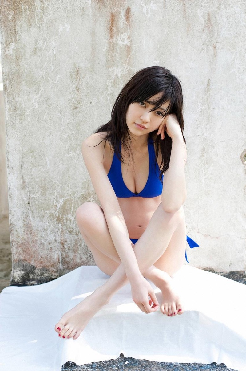 【逢沢りなエロ画像】自分の可愛さに自信満々で面接を受けて落とされた美人女優の過去 35