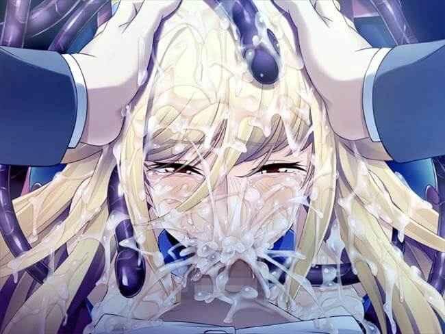 【ぶっかけ二次エロ画像】ホワイトデーに熱いミルクを美少女達にたっぷり浴びせかける! 65
