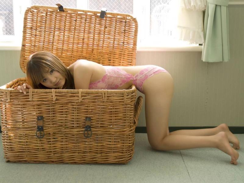 【グラビア姉妹エロ画像】浜田翔子&浜田コウのお茶目でちょっとHなWグラビア画像 62