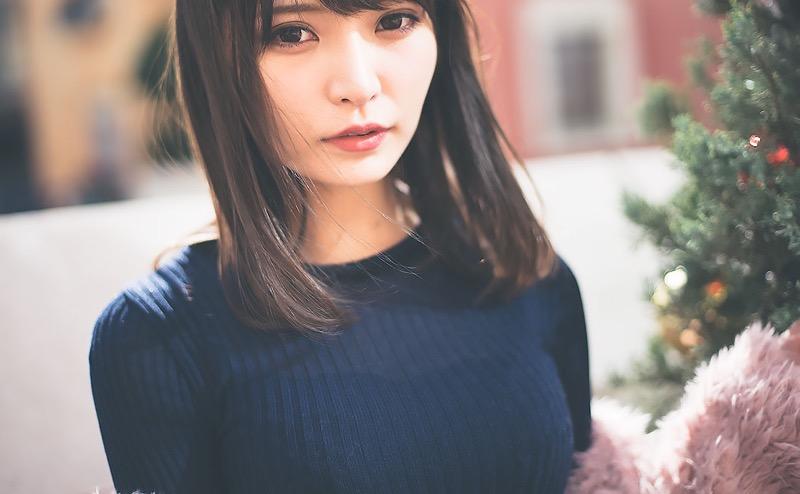 【似鳥沙也加エロ画像】可愛らしい顔立ちに激エロGカップ巨乳ボディがめちゃシコ! 54