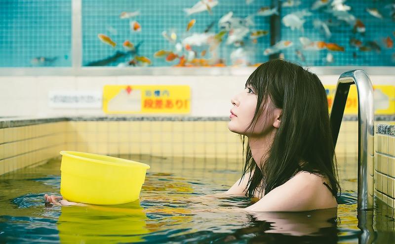 【似鳥沙也加エロ画像】可愛らしい顔立ちに激エロGカップ巨乳ボディがめちゃシコ! 71