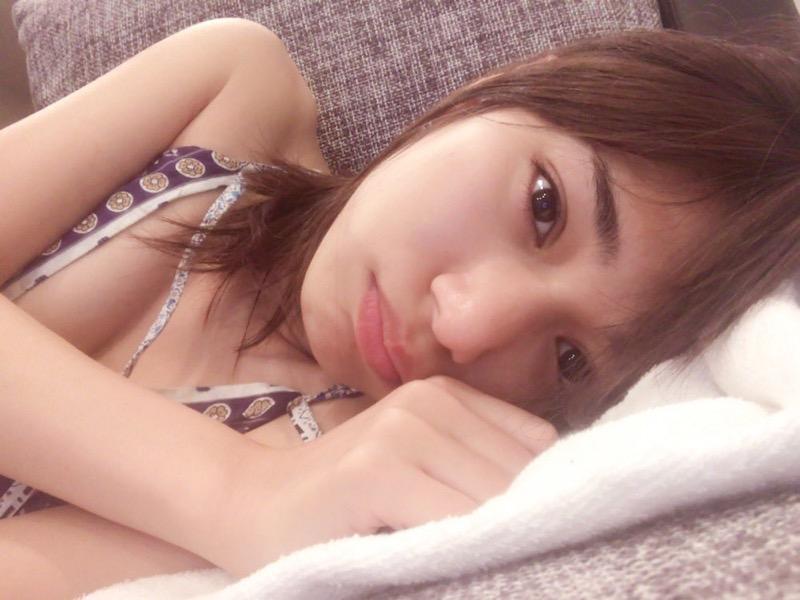 【菊池梨沙エロ画像】TOKIO城島リーダーと結婚間近!?な現役女子大生グラビアアイドル 41