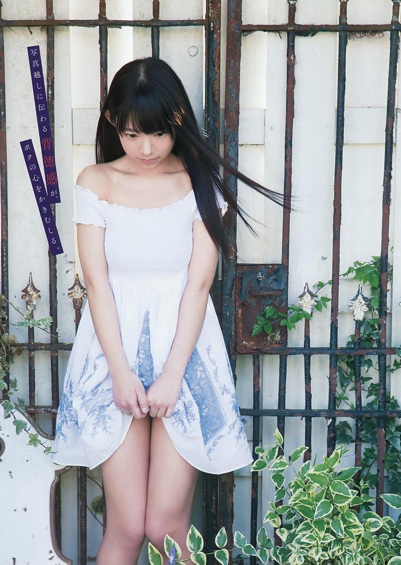 【長澤茉里奈エロ画像】ランドセルが似合いすぎて危ない合法ロリ巨乳のグラビアアイドル 61