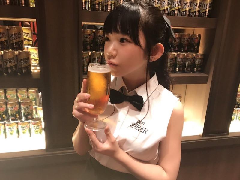 【長澤茉里奈エロ画像】ランドセルが似合いすぎて危ない合法ロリ巨乳のグラビアアイドル 75
