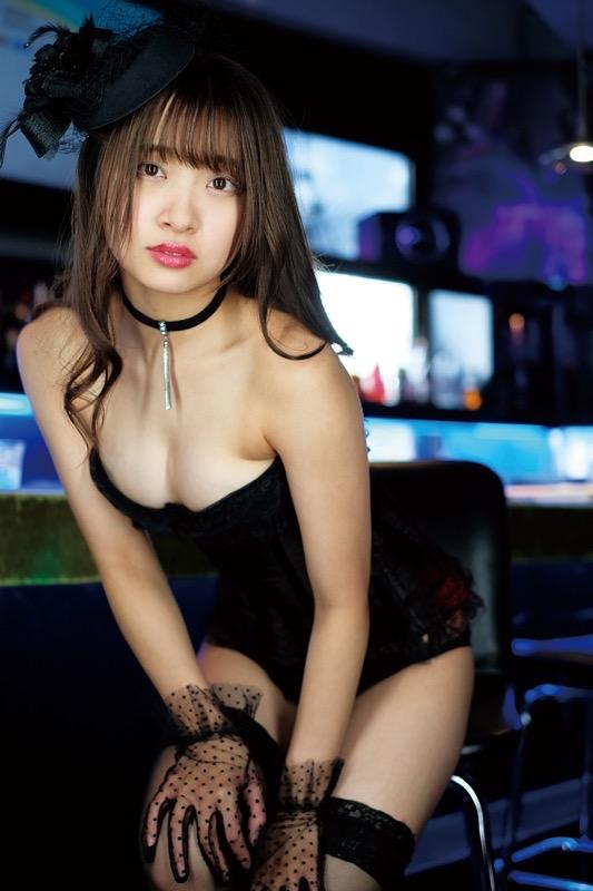 【渡邉幸愛グラビア画像】美少女系の可愛いアイドルが結構エロいグラビアを撮ってる! 03