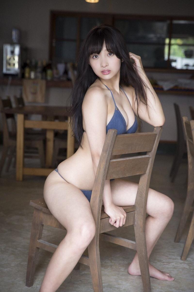 【渡邉幸愛グラビア画像】美少女系の可愛いアイドルが結構エロいグラビアを撮ってる! 34
