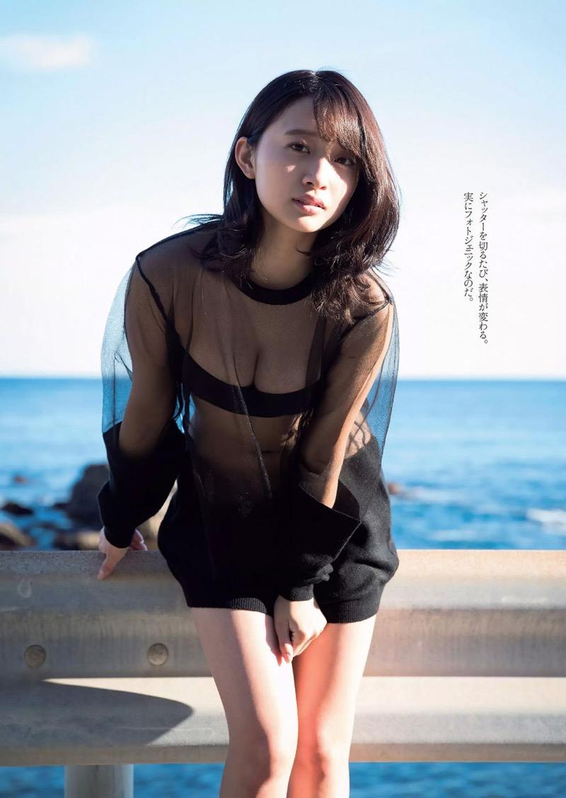【渡邉幸愛グラビア画像】美少女系の可愛いアイドルが結構エロいグラビアを撮ってる! 49