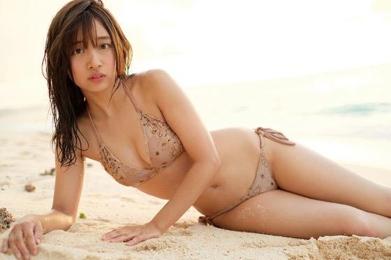 【渡邉幸愛グラビア画像】美少女系の可愛いアイドルが結構エロいグラビアを撮ってる! 65