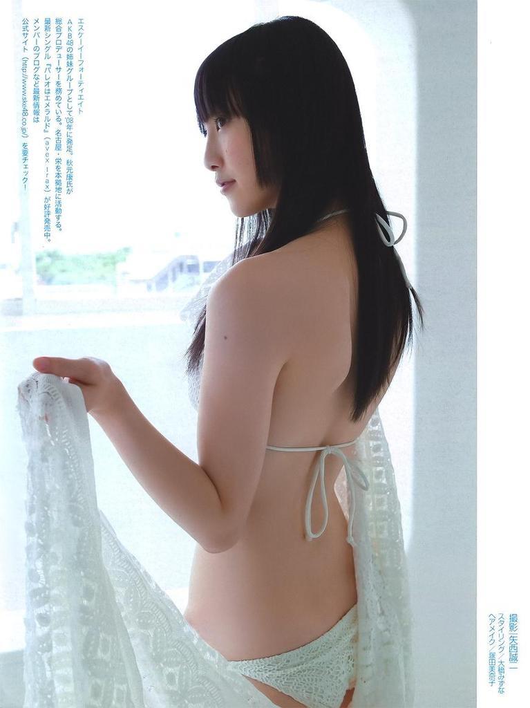 【松井玲奈グラビア画像】スレンダー好きにはたまらない細身でクビレもあるエロボディ! 38