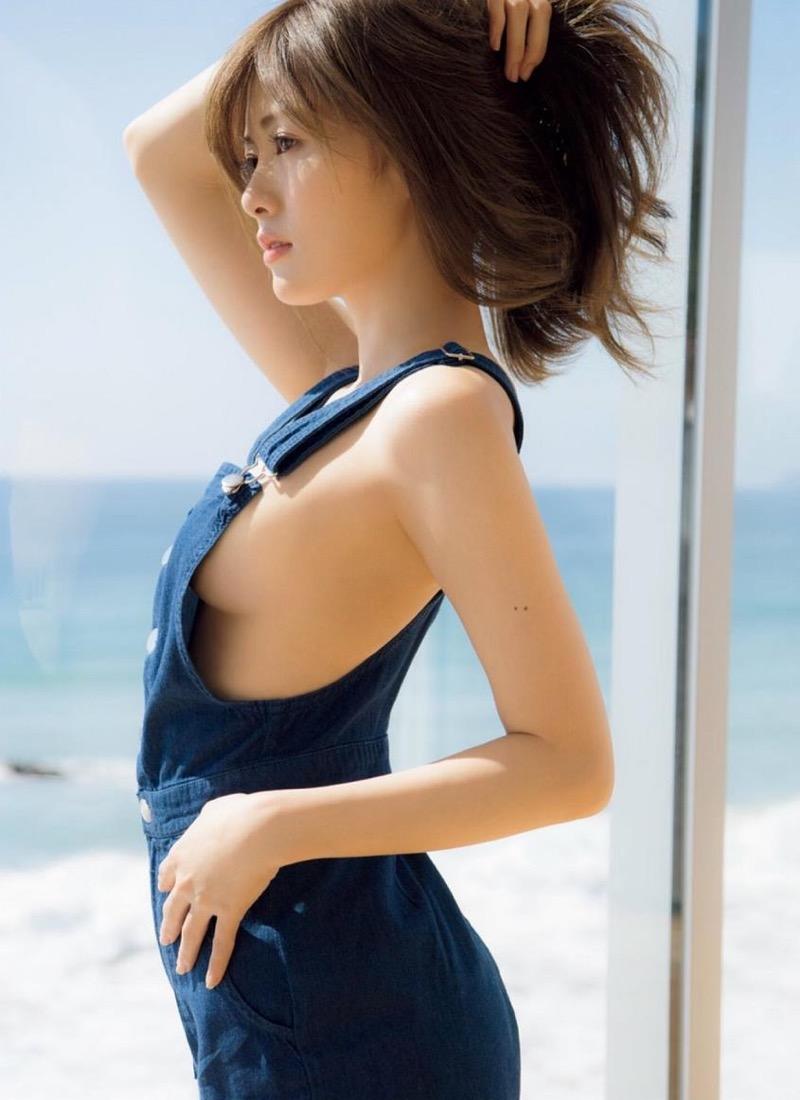 【白石麻衣グラビア画像】ウエスト59cmのくびれボディがエロい乃木坂46アイドル 10