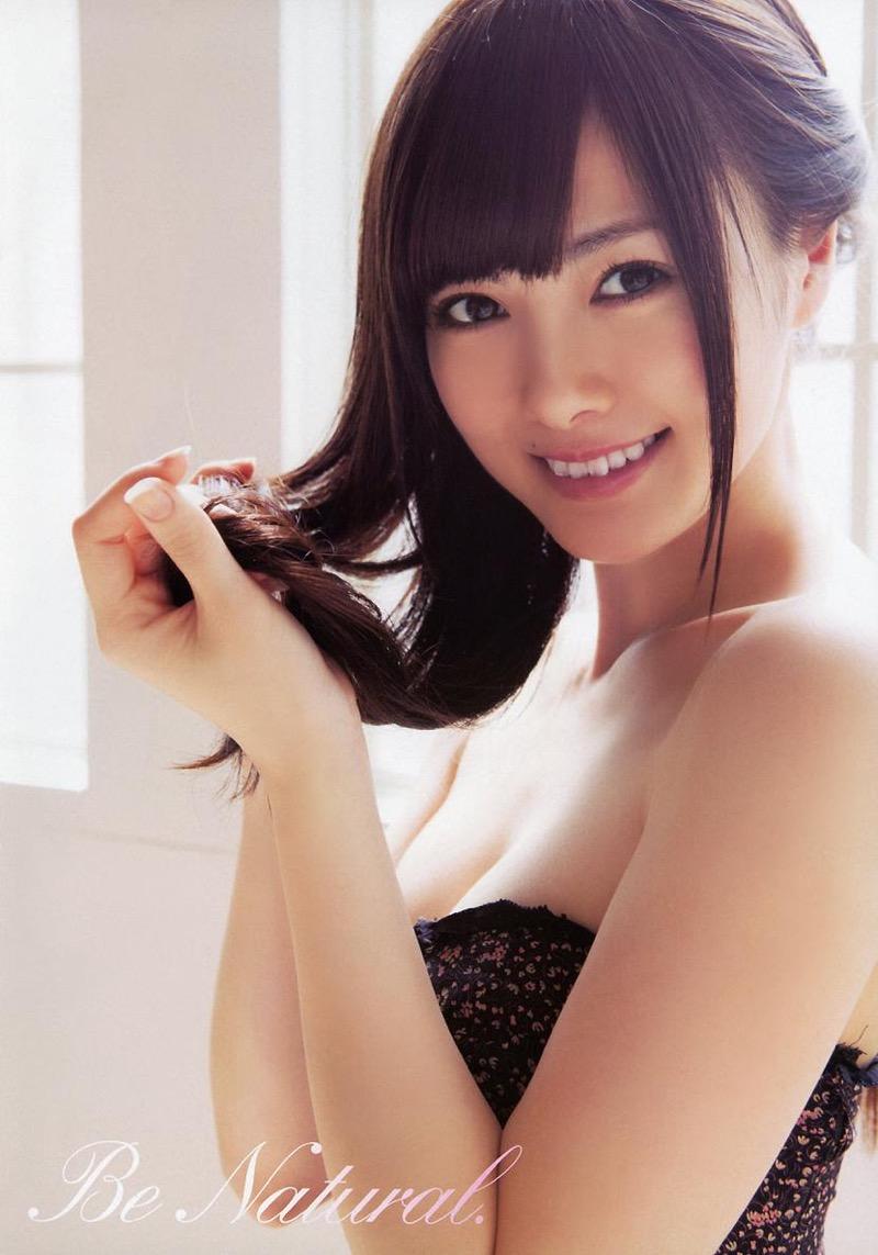 【白石麻衣グラビア画像】ウエスト59cmのくびれボディがエロい乃木坂46アイドル 13
