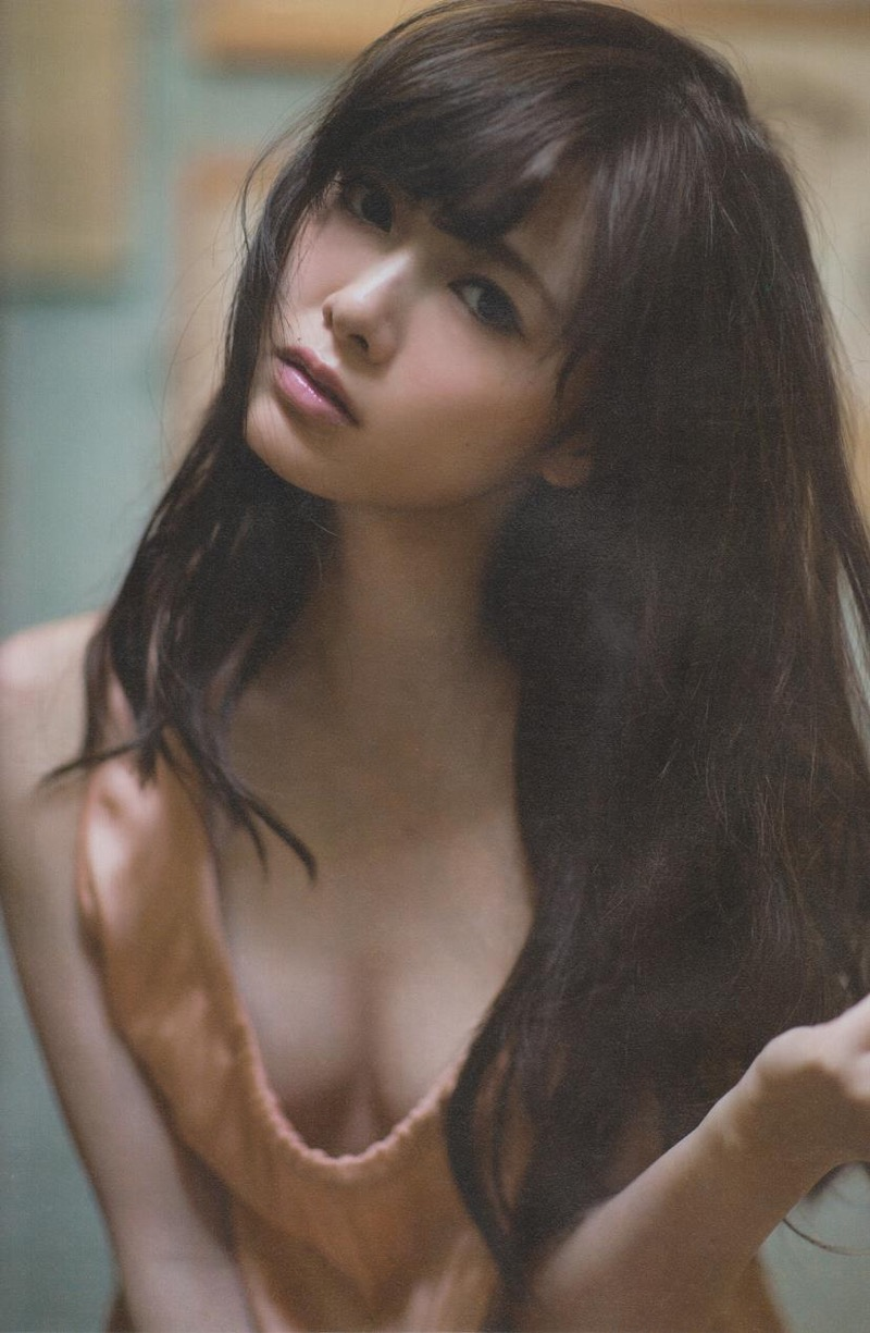 【白石麻衣グラビア画像】ウエスト59cmのくびれボディがエロい乃木坂46アイドル 29