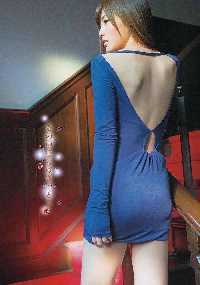 【白石麻衣グラビア画像】ウエスト59cmのくびれボディがエロい乃木坂46アイドル 38
