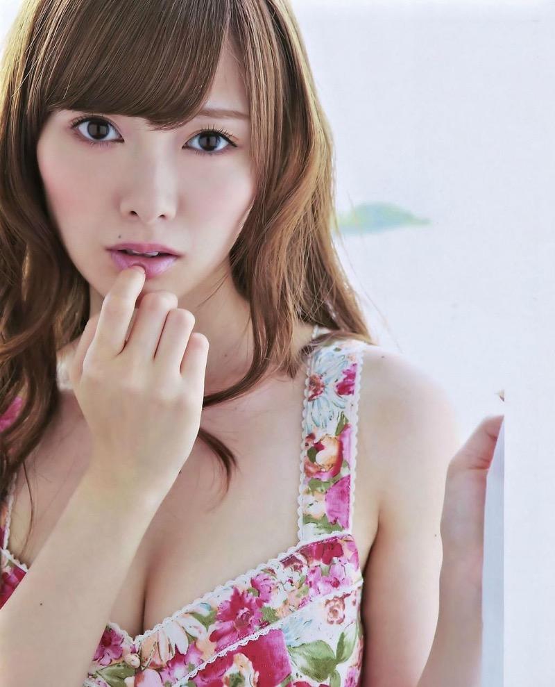 【白石麻衣グラビア画像】ウエスト59cmのくびれボディがエロい乃木坂46アイドル 54