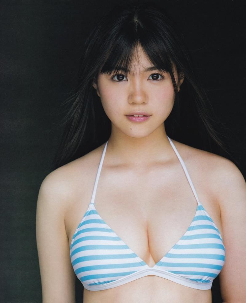【田中優香グラビア画像】推定Fカップのグラビアアイドルにも負けないエロボディ! 49