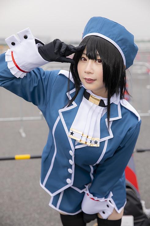 【コスプレエロ画像】アニメ系コスチュームがとても可愛くてエッチなコスプレイヤー! 13