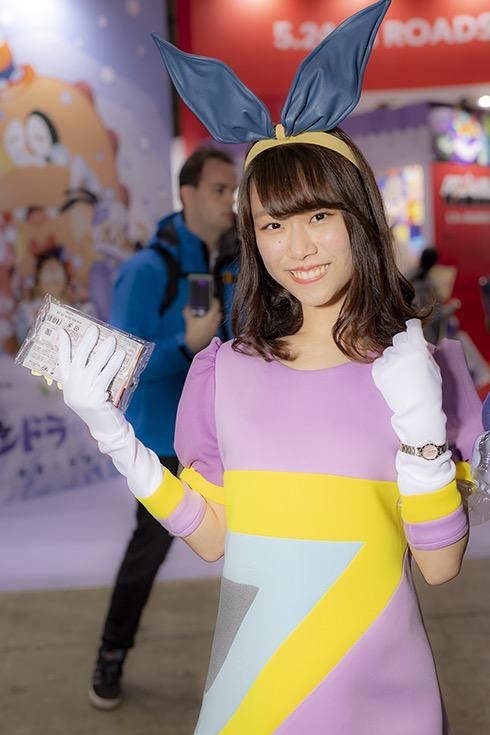 【コスプレエロ画像】アニメ系コスチュームがとても可愛くてエッチなコスプレイヤー! 45