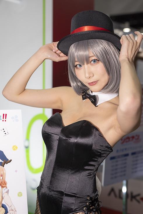 【コスプレエロ画像】アニメ系コスチュームがとても可愛くてエッチなコスプレイヤー! 51