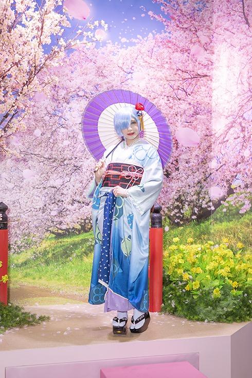 【コスプレエロ画像】アニメ系コスチュームがとても可愛くてエッチなコスプレイヤー! 63
