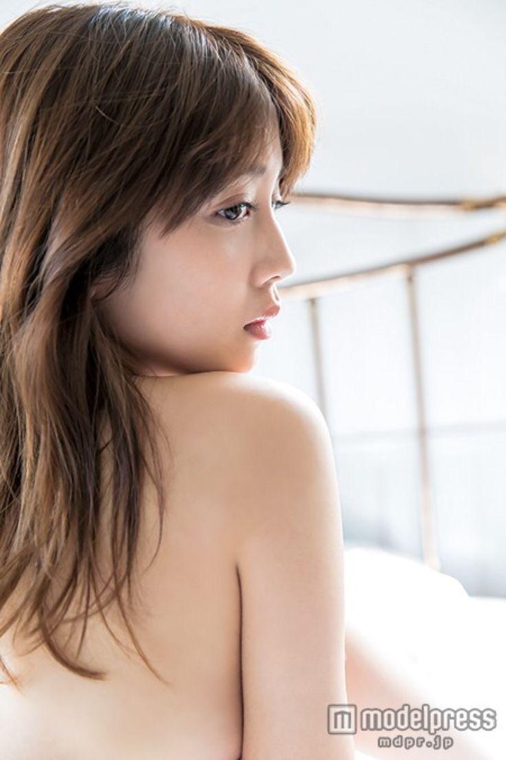 【松田るかグラビア画像】癒し系の優しい笑顔と色白なくびれボディがエロい美人女優のグラビア! 26
