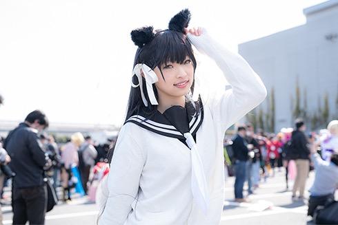 【コスプレエロ画像】可愛くてセクシーで衣装のクォリティが高いアニメコスプレイヤー 24