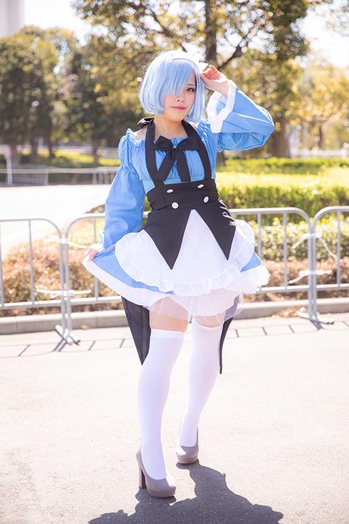 【コスプレエロ画像】可愛くてセクシーで衣装のクォリティが高いアニメコスプレイヤー 38