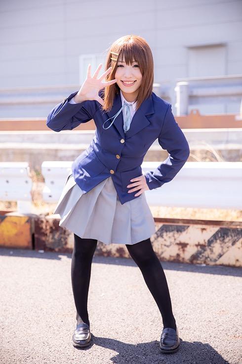 【コスプレエロ画像】可愛くてセクシーで衣装のクォリティが高いアニメコスプレイヤー 46