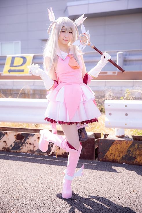 【コスプレエロ画像】可愛くてセクシーで衣装のクォリティが高いアニメコスプレイヤー 48