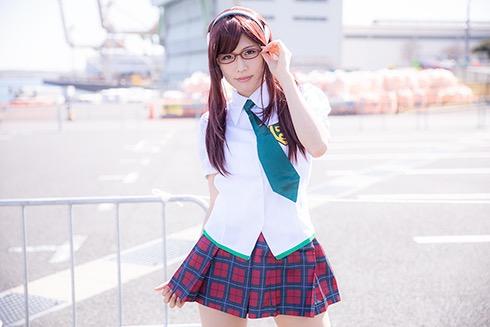 【コスプレエロ画像】可愛くてセクシーで衣装のクォリティが高いアニメコスプレイヤー 51