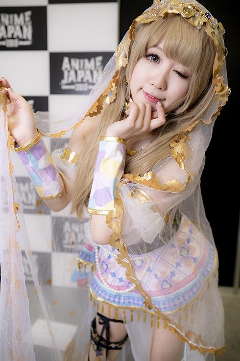 【コスプレエロ画像】可愛くてセクシーで衣装のクォリティが高いアニメコスプレイヤー 58