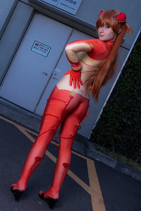 【コスプレエロ画像】可愛くてセクシーで衣装のクォリティが高いアニメコスプレイヤー 73