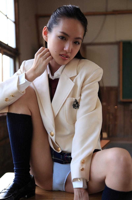 【間宮夕貴グラビア画像】グラビアアイドルとしても活動していたFカップ巨乳の美人女優 50