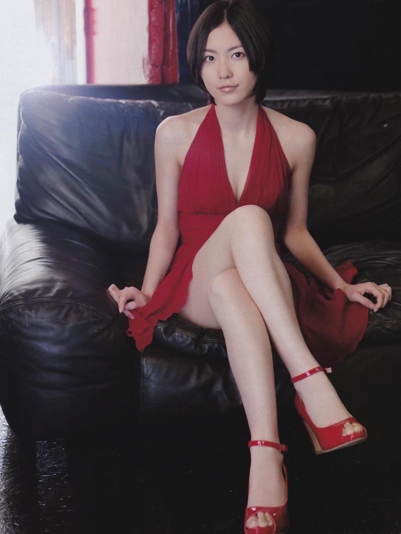 【松井珠理奈グラビア画像】SKE48所属アイドルの健全でビキニ姿が眩しいスレンダーボディ 42