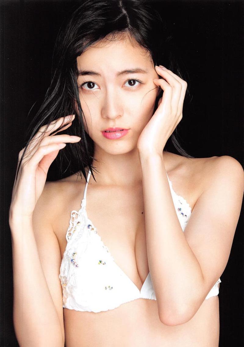 【松井珠理奈グラビア画像】SKE48所属アイドルの健全でビキニ姿が眩しいスレンダーボディ 49
