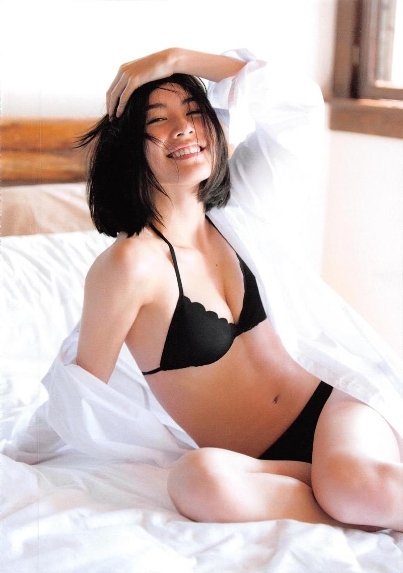【松井珠理奈グラビア画像】SKE48所属アイドルの健全でビキニ姿が眩しいスレンダーボディ 57