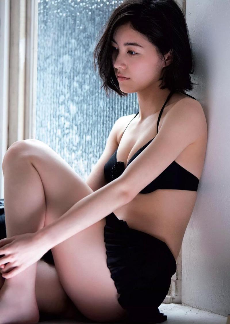 【松井珠理奈グラビア画像】SKE48所属アイドルの健全でビキニ姿が眩しいスレンダーボディ 59