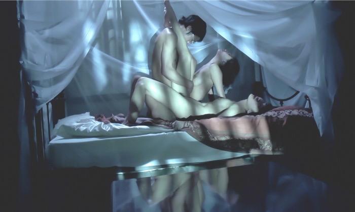 【間宮夕貴濡れ場画像】Fカップボディで大胆に魅せる美人女優のセックスと緊縛シーン 39