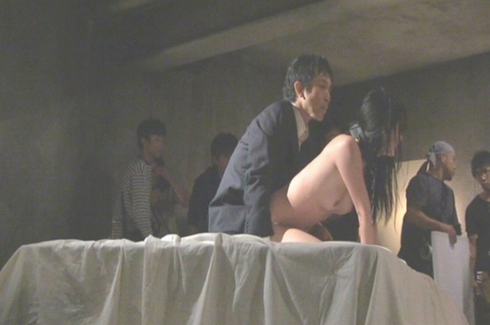 【間宮夕貴濡れ場画像】Fカップボディで大胆に魅せる美人女優のセックスと緊縛シーン 48