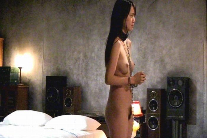 【間宮夕貴濡れ場画像】Fカップボディで大胆に魅せる美人女優のセックスと緊縛シーン 65