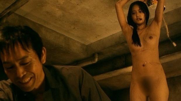 【間宮夕貴濡れ場画像】Fカップボディで大胆に魅せる美人女優のセックスと緊縛シーン 77