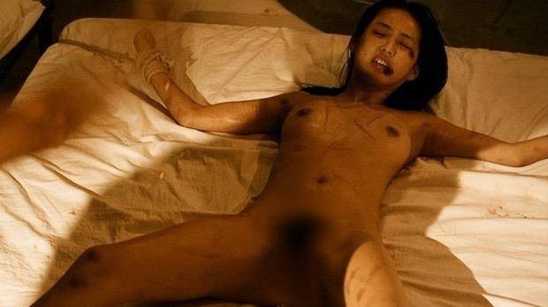 【間宮夕貴濡れ場画像】Fカップボディで大胆に魅せる美人女優のセックスと緊縛シーン 80