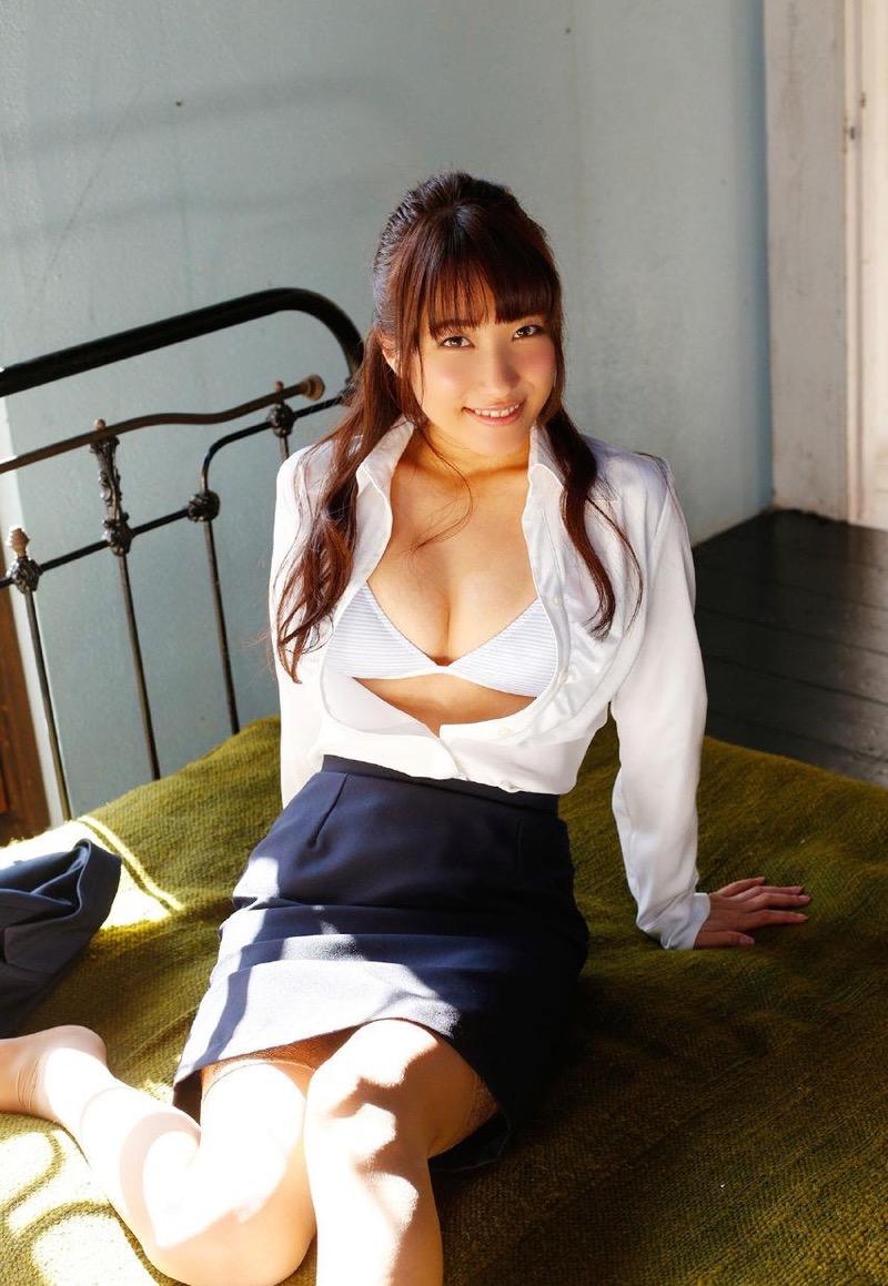【佐藤聖羅グラビア画像】元SKE48アイドルとは思えない激シコ過ぎるエロ画像の数々! 25
