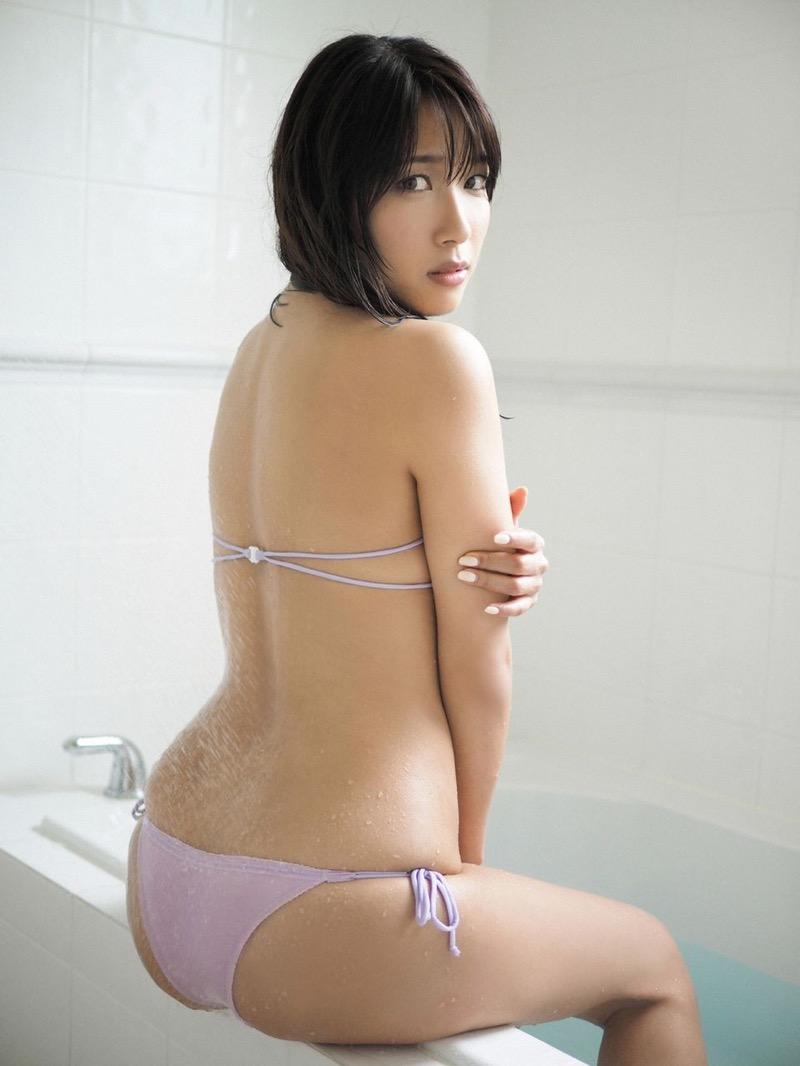 【佐藤聖羅グラビア画像】元SKE48アイドルとは思えない激シコ過ぎるエロ画像の数々! 53