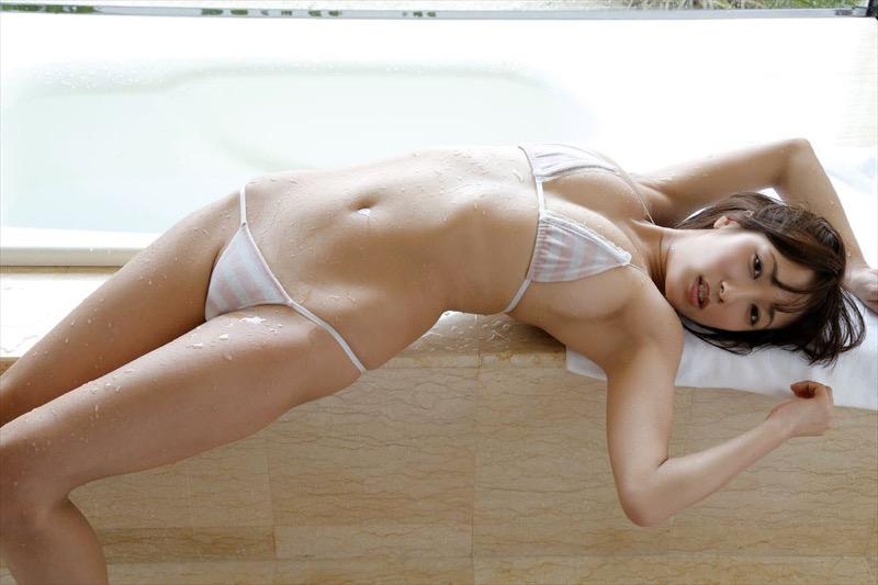 【佐藤聖羅グラビア画像】元SKE48アイドルとは思えない激シコ過ぎるエロ画像の数々! 71