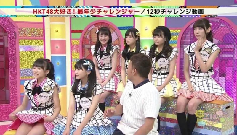 【アイドルパンチラ画像】アイドルたちが可愛いステージ衣装で歌って踊ってパンツ見えた! 39