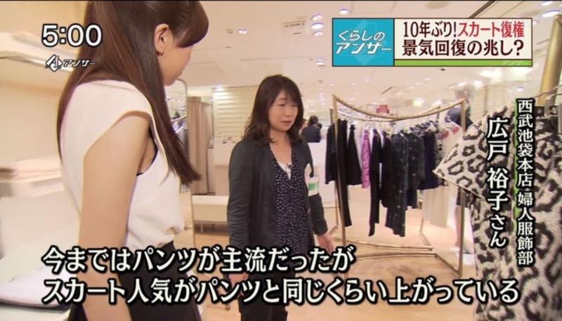【タレントブラチラ画像】タレントや女子アナなど芸能人がテレビ出演中にブラが見えた! 39